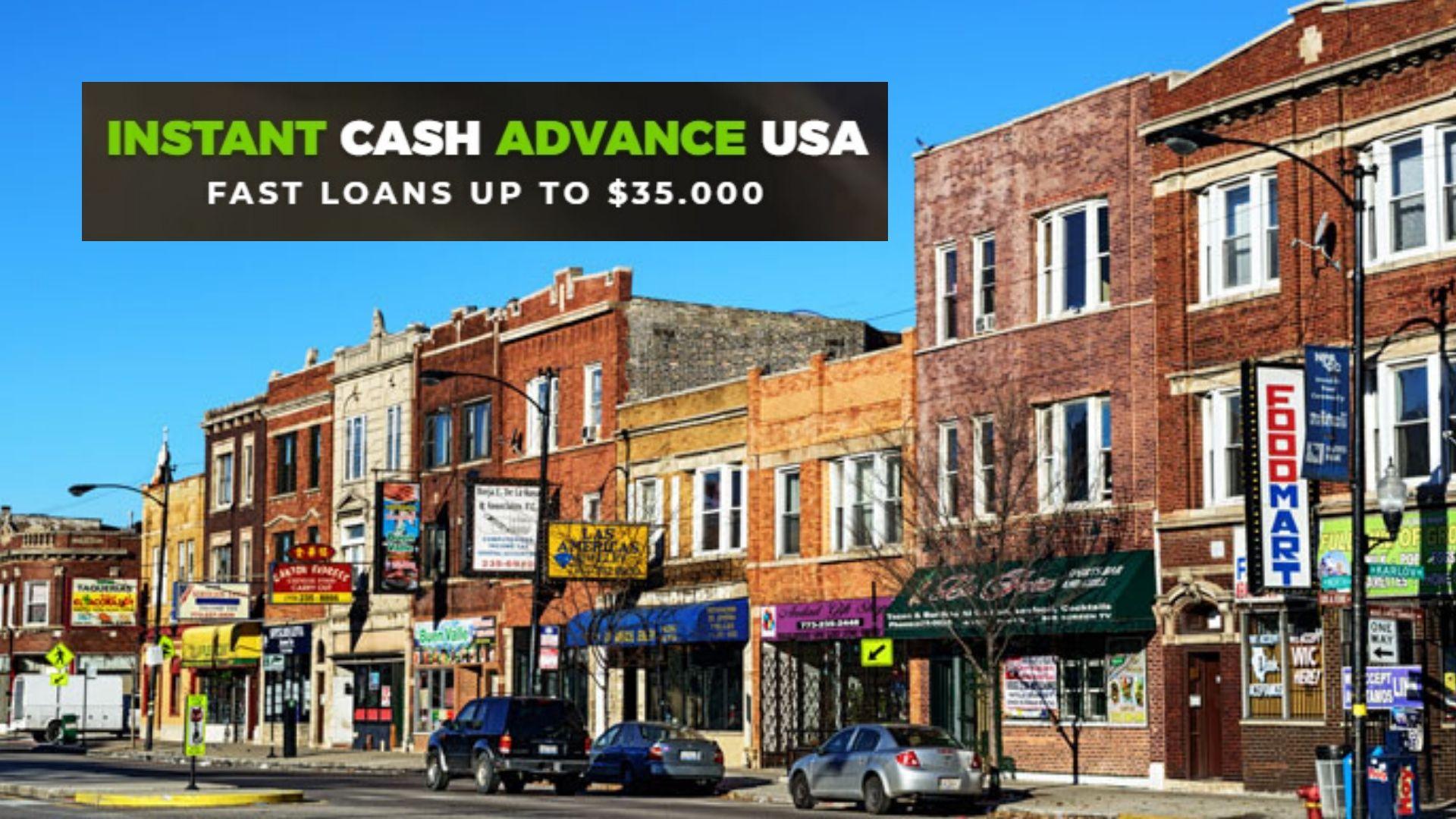 Illinois cash advance