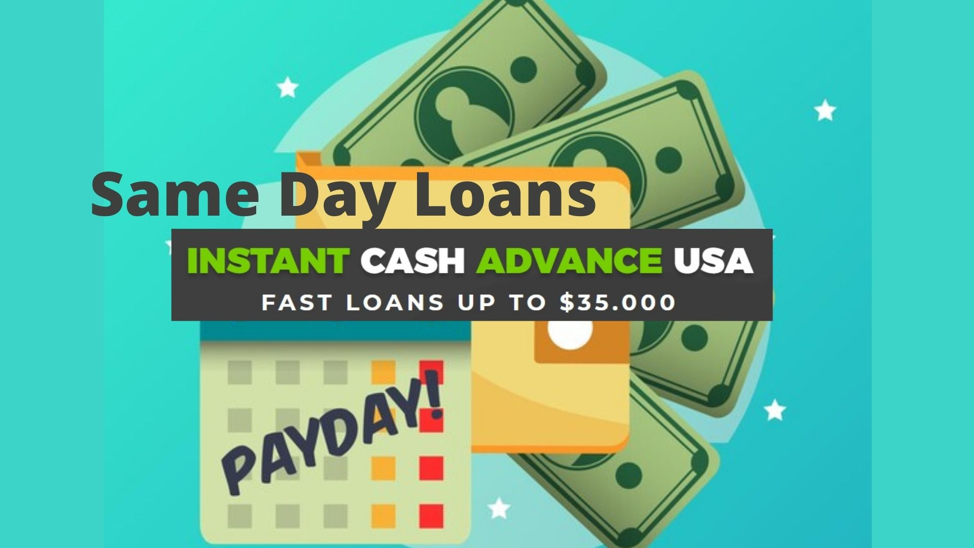 Payday Loans Online Same Day