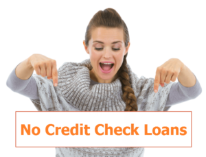 Getting No Credit Check Loans Online