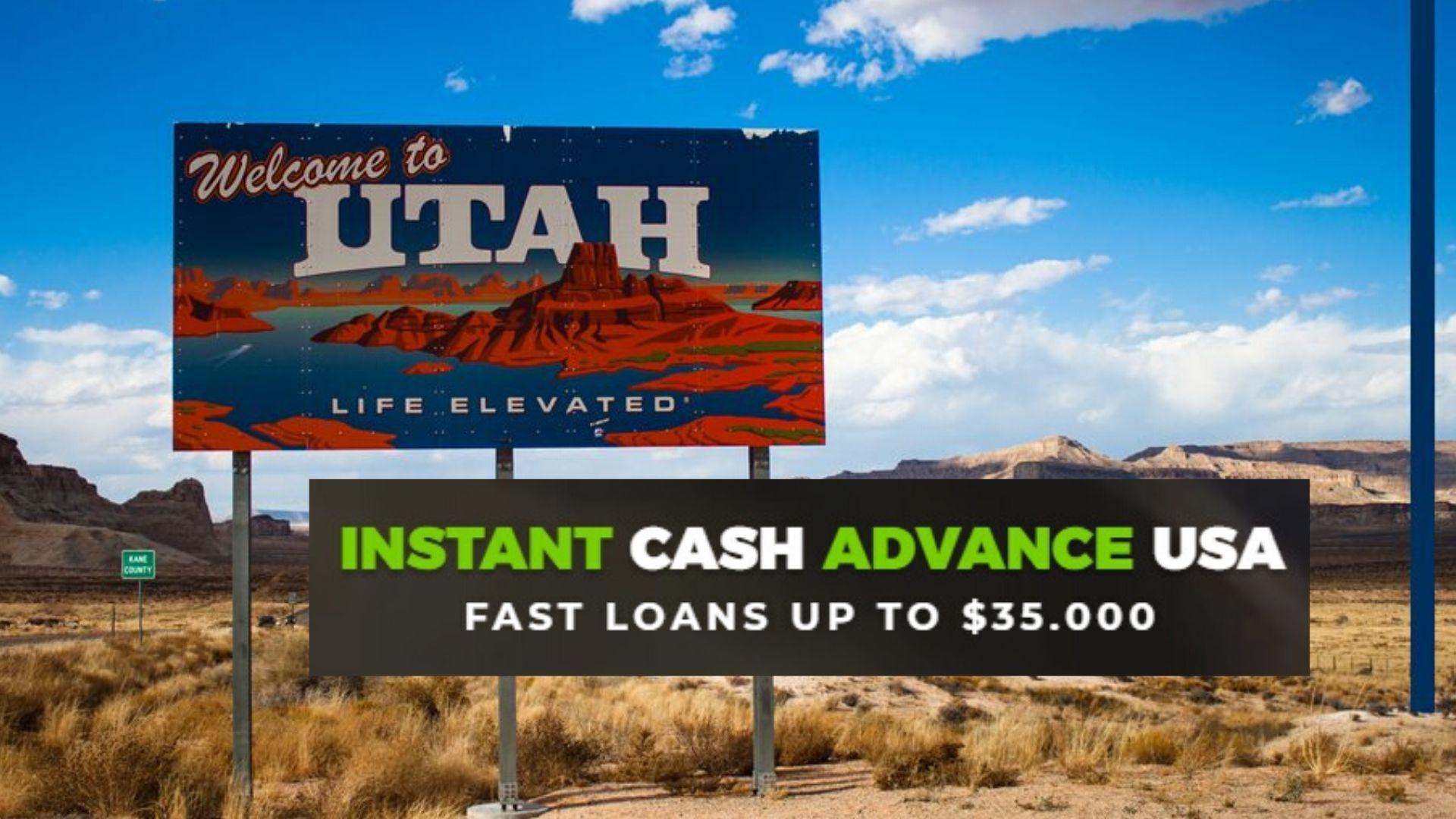 Utah cash loans